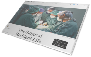 surgical resident life
